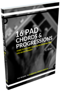 16 pad chords progressions