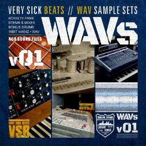 verysickwavs1 sample pack