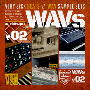 verysickwavs2 sample pack