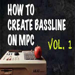mpc 2000xl bass line