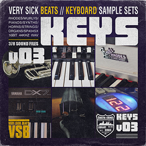 verysickkeys3 sample packs