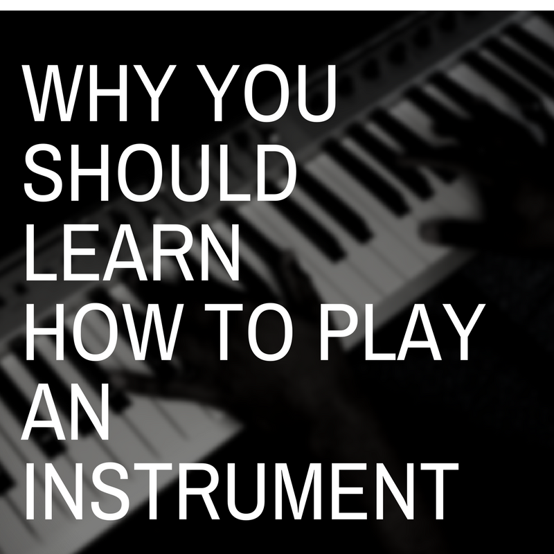 what instrument should i learn to play