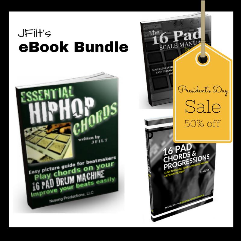 16 pad ebooks