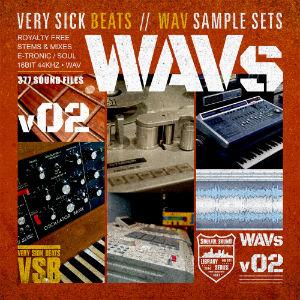VerySick Wavs Vol  2 Sample Pack – HowToMakeVerySickBeats com